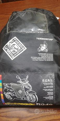 Tucano termoscudo per scooter