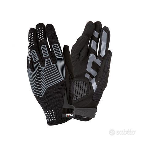 TUR guanti G-THREE nero / grigio