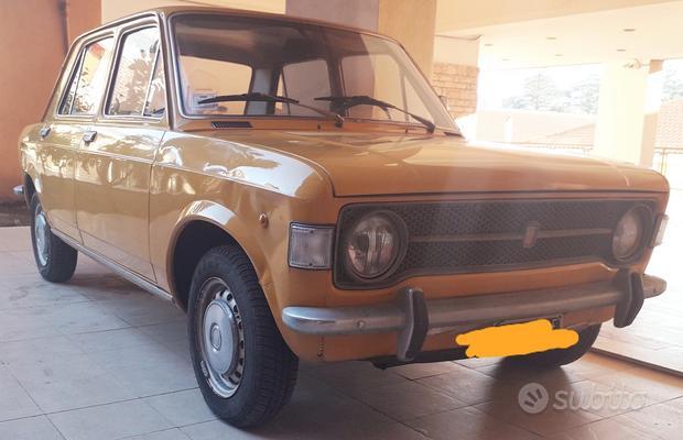 FIAT 128 berlina 1ª Serie