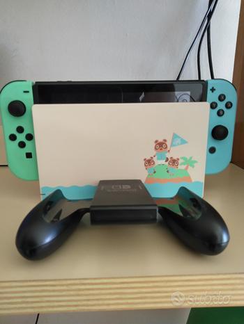 Nintendo switch edizione animal crossing