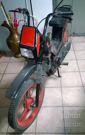 Garelli FORMUNO - 1986 - Moto Motorino