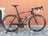 BICI corsa Carbonio CERVELO S2 SRAM FORCE-no ruote