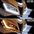 Strisce LED DRL Luci di Posizione Frecce Dinamiche