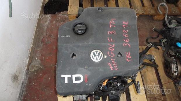Motore Volkswagen Golf 3 1.9 TDI AFN 1997