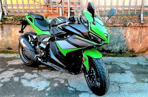NUOVA MOTO WOTTAN GP1 125cc A LIQUIDO
