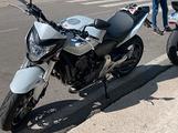 Honda hornet 2012