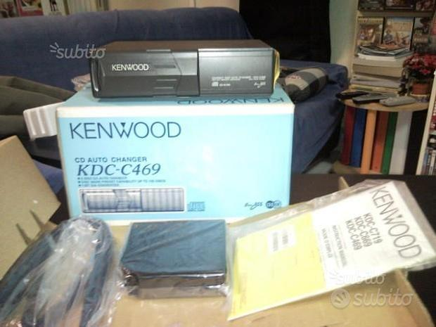 Caricatore CD KENWOOD KDC-C469