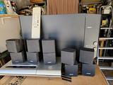 Bose lifestyle 25 serie 2 10 casse sub/amp/telecm