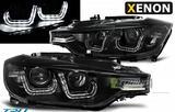 BMW Serie 3 F30 fari Bi-Xenon LED 3d