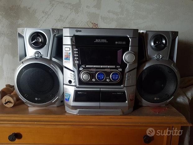 Stereo LG hifi