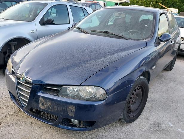 Ricambi Alfa Romeo 156 seconda serie '05