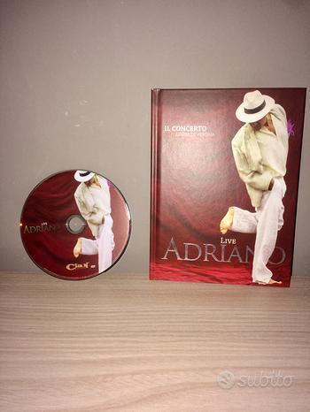 Concerto DVD musicale + BOOKLET e'gia' storia