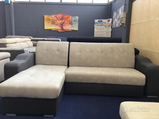 Sgombero magazzino divano vanessa