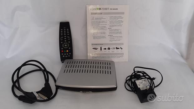 Decoder digitale terrestre DVB-1 card