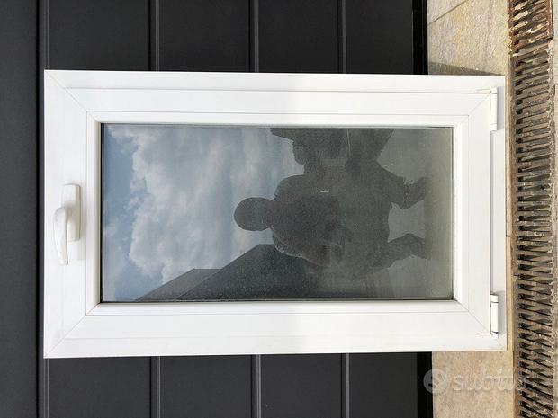 Serramento alluminio taglio termico vetro doppio