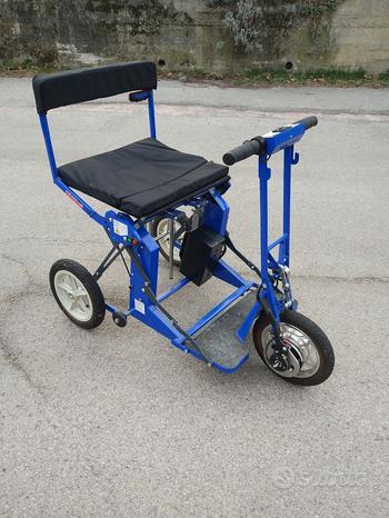 Triciclo elettrico Di Blasi