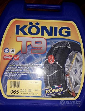 Catene da Neve Konig T9 065