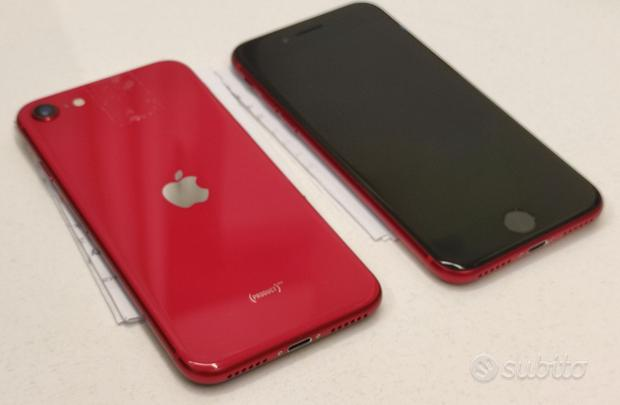 Apple iPhone SE 2020 (2à Generazione) 64GB Mix col