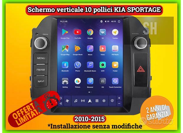 Monitor verticale Kia sportage 2010-2015