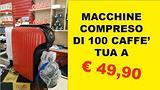 Macchina caffe' archi domo