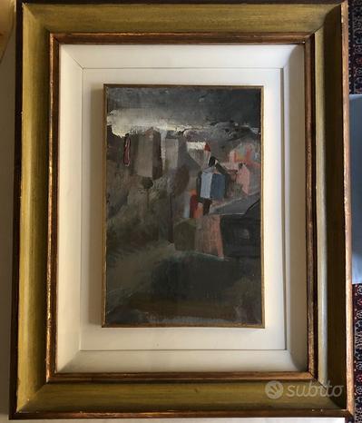 Dipinto di Fiorenzo Faorzi