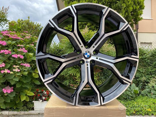 CERCHI BMW X5 X6 741 M MADE IN GERMANY 20 21 22