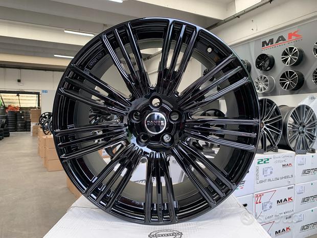 Cerchi Range Rover raggio 21 cod.134340