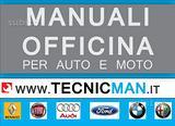 MANUALI D'OFFICINA per Auto e Moto