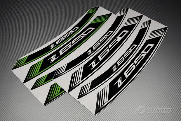 Strisce Adesive per Cerchi - Modello Z650