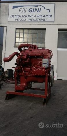Motore REVISIONATO Iveco Eurocargo, 8040.45D