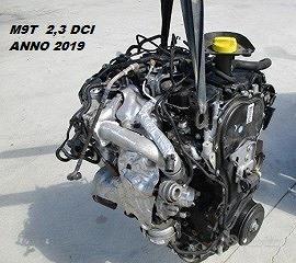 Motore master 2,3 dci biturbo 2019