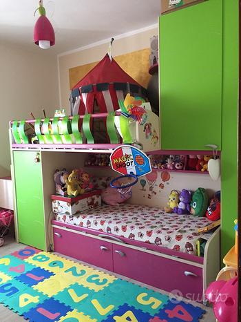 Camera per bambina bambino