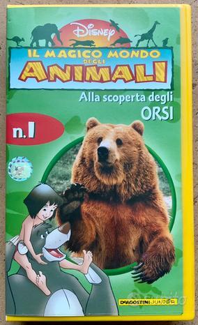 Disney - Il Magico Mondo degli Animali - VHS n.1