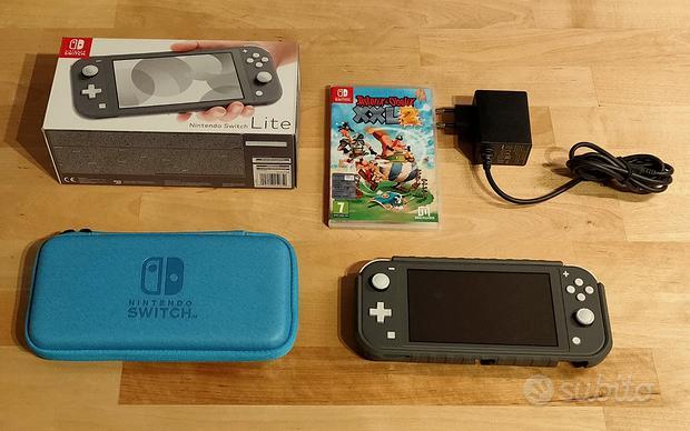 Nintendo Switch Lite con gioco