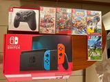 Nintendo switch 24/3/21 in garanzia e giochi