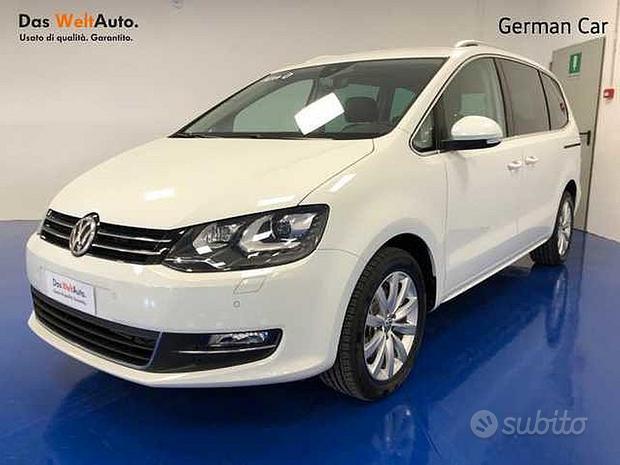 Volkswagen Sharan 2.0 tdi executive dsg