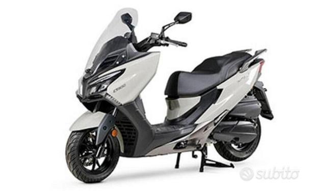 Kymco X-Town 300i City euro 5 2021 nuovo