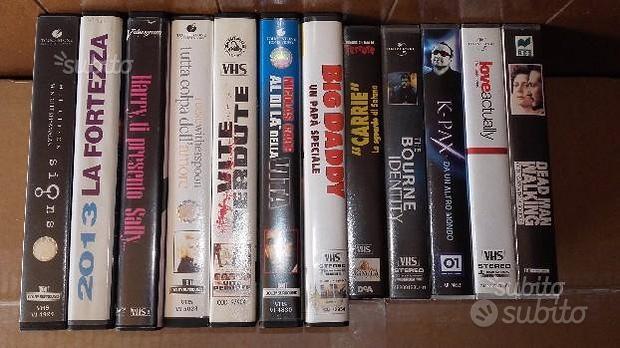88 film in cassette VHS