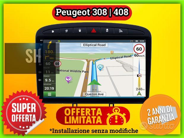 Autoradio 9 pollici Peugeot 308 - 408