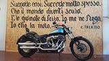 Harley-Davidson Softail Blackline - 2012