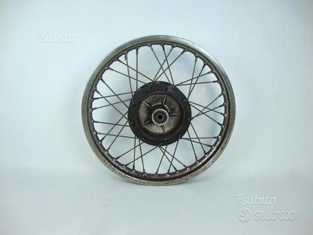 Cerchio posteriore gilera rx 125 arizona hawk 18