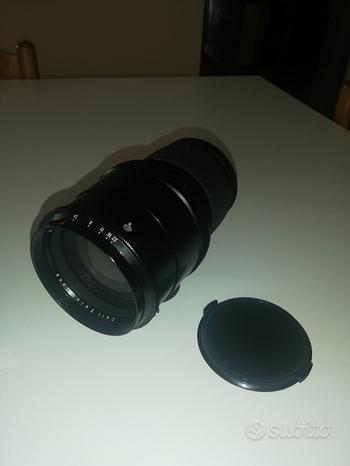 Obiettivo Zeiss Sonnar 2.8/180mm