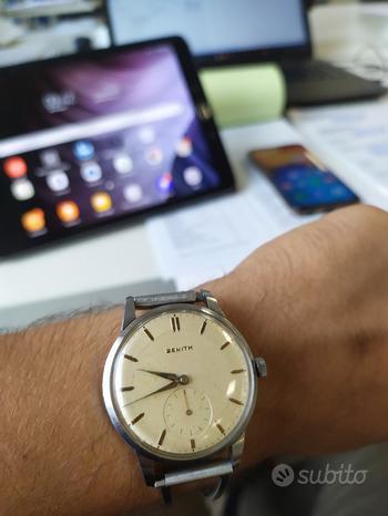 Ritiro orologi vecchi