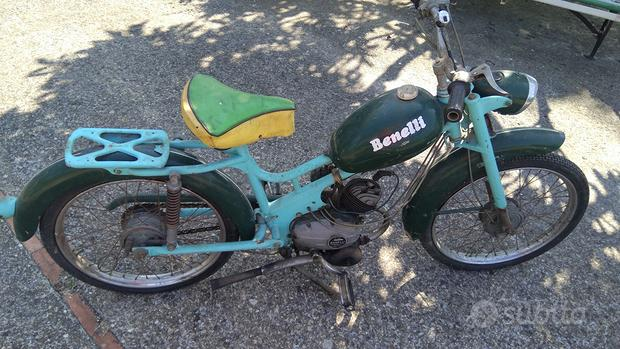Benelli 50 cc del 1962