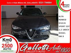 Alfa Romeo Giulia 2.2 Turbodiesel 180 CV AT8 ...