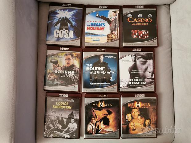 Film formato HD DVD