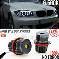 Luci Posizione LED Angel eyes BMW SERIE 1 E87
