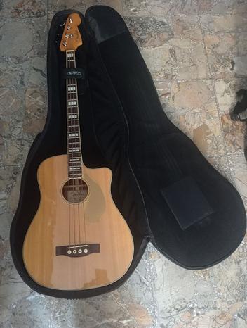 Basso Acustico Fender Kingman