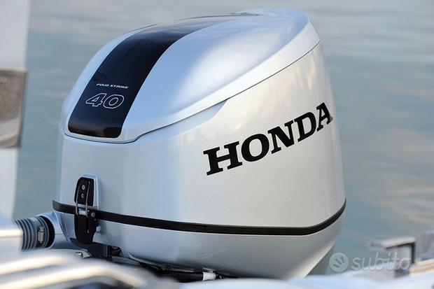 Superpromo bf40e honda nuovo gar 5 anni
