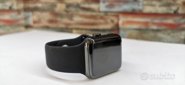 Apple Watch serie 2 42mm garantito usato